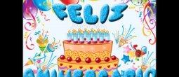 Vídeo com mensagem de aniversario para enviar para amigos e amigas!