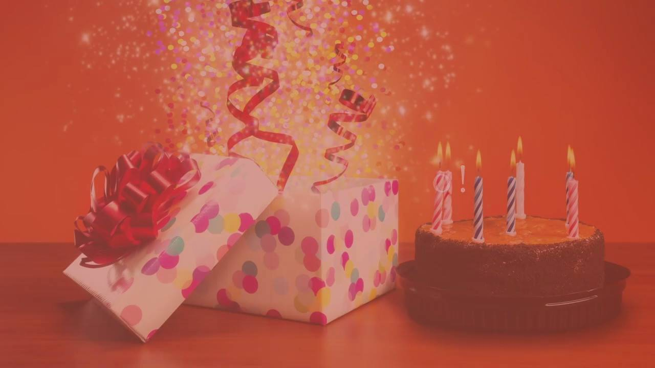 Parabéns A Você Pessoa Querida: Video Feliz Aniversário Para Pessoa Querida E Especial