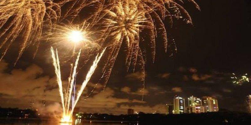 Vídeo Com Mensagem De Ano Novo Para Enviar A Todos Amigos