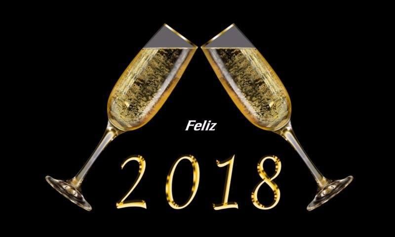 Vídeo De Boa Tarde Com Mensagem De Feliz Ano Novo. Tenha
