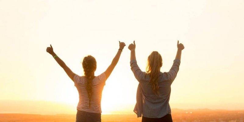 Mensagem de hoje é sexta-feira. Hoje é dia mundial da felicidade!!!