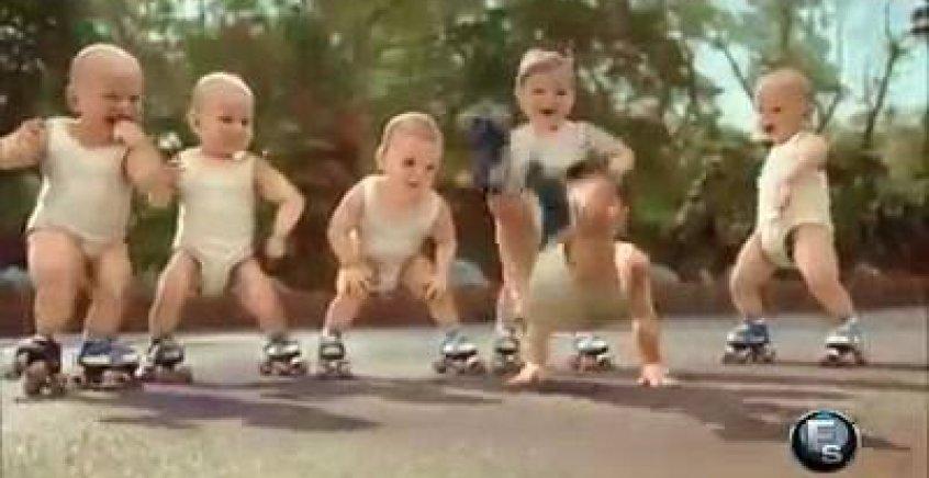 Veja Bebês Dançando A Música Sexta-Feira Sua Linda, Muito