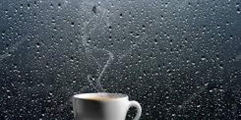 Vídeo com mensagem para Sexta-feira chuvosa, aproveite o dia mesmo sem sol!!!