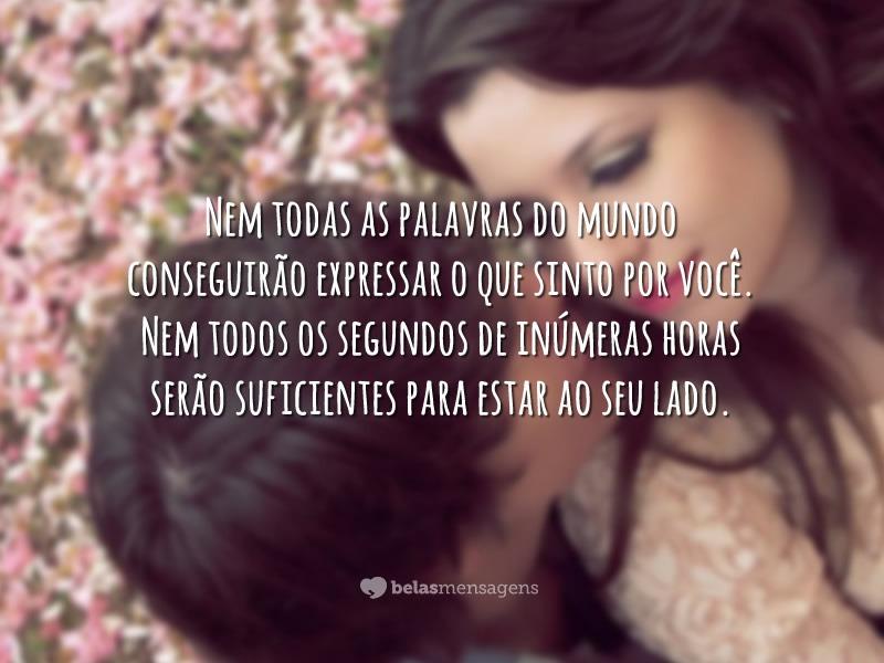 Imagem Com Linda Frase De Amor Para O Crush