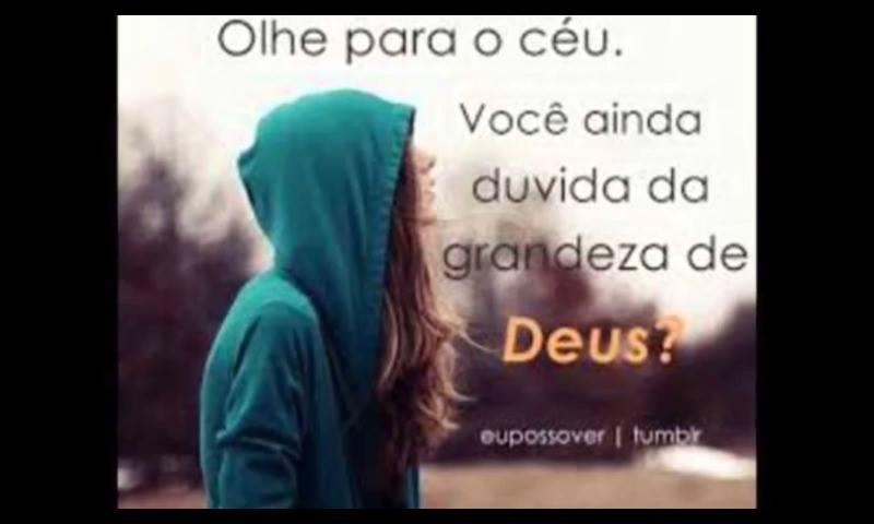 Frases Gospel Para Facebook Você Ainda Duvida Da Grandeza De Deus