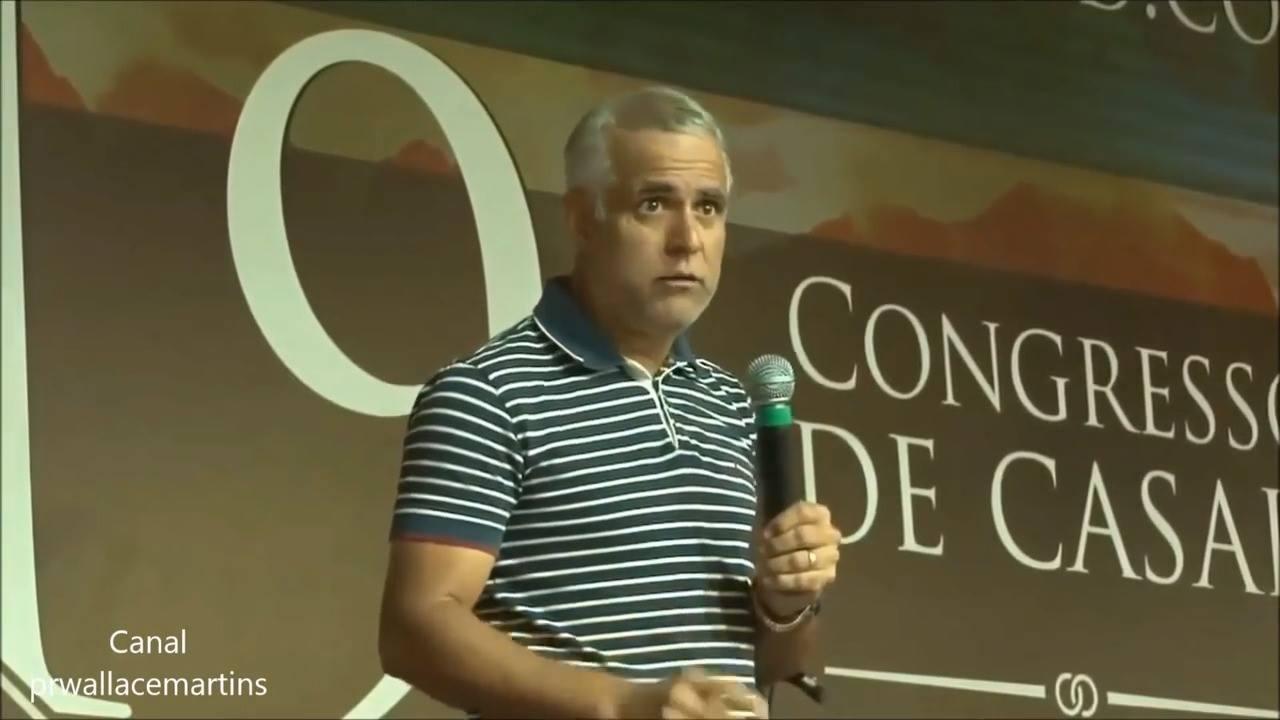 Pastor Claudio Duarte Falando Como é A Visão Do Homem E Da Mulher