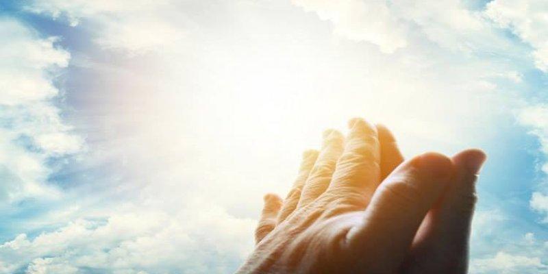 Mensagem de oração, se alguém te bater em seu rosto, ofereça a outra face!
