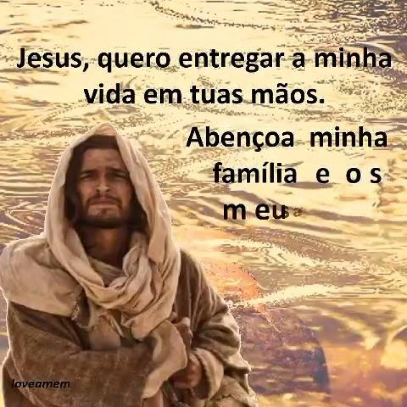 Well-known Oração a Jesus Cristo, para compartilhar no Facebook e rezar com  GC12