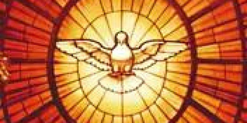 Oração ao Espírito Santo - Vem, Espírito Santo toma o meu corpo para Teu templo!