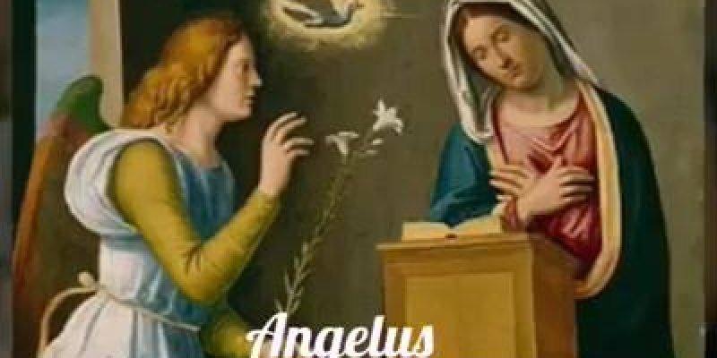Video com oração para as 18 horas da tarde, para assistir todos os dias!