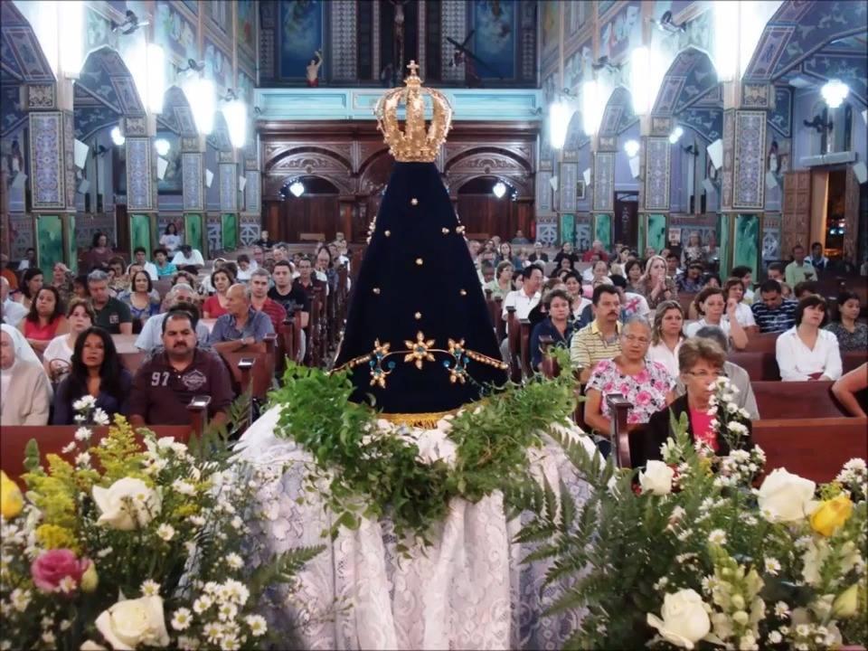 Oração Da Noite Nossa Senhora Aparecida Rogai Por Nós: Vídeo De Oração A Nossa Senhora Aparecida, Rogai Por Todos