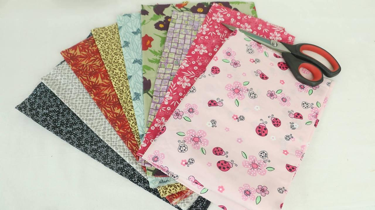 Adesivo De Gato ~ Artesanato com retalhos de tecidos,é uma ideia mais legal que a outra!!!