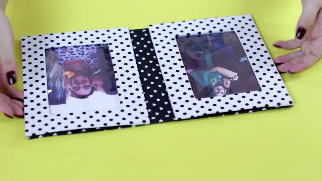 Aparador Comedor Blanco Y Negro ~ Artesanato de porta retrato lindinho e super fácil de fazer!!!