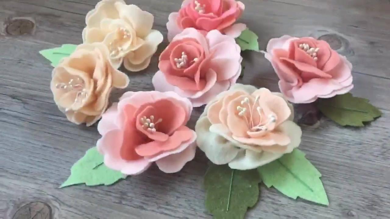 Armário Modulado Para Cozinha ~ Flores de tecidos para decorar sua casa, passo a passo bem simples!