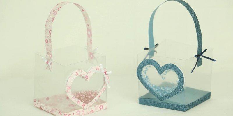 Tutorial de cestinha feita com garrafa pet, ela é perfeita como lembrancinha!!!