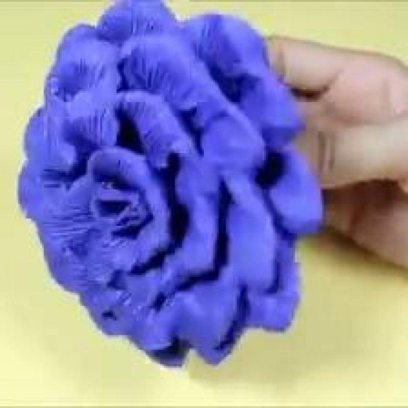 Tutorial De Como Fazer Flores De Papel Crepom Muito Lindas