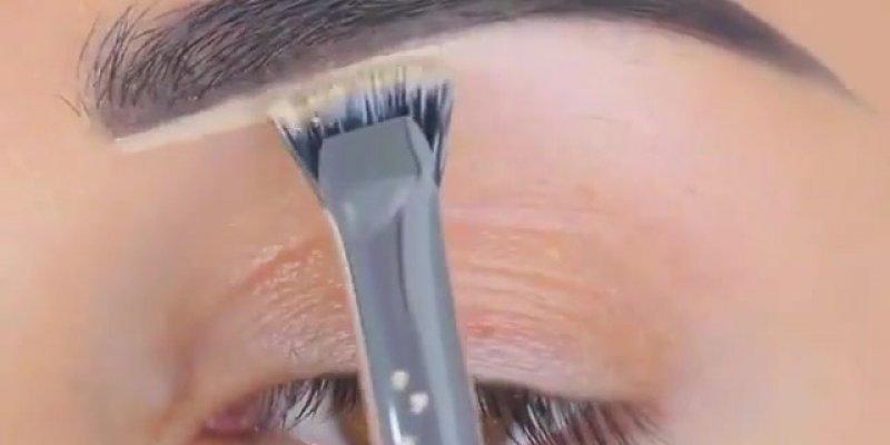 Correção de sobrancelhas de maneira correta, vale a pena conferir!!!