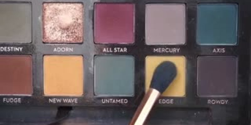 Inspiração de maquiagem verde amarela para copa do mundo, confira!!!