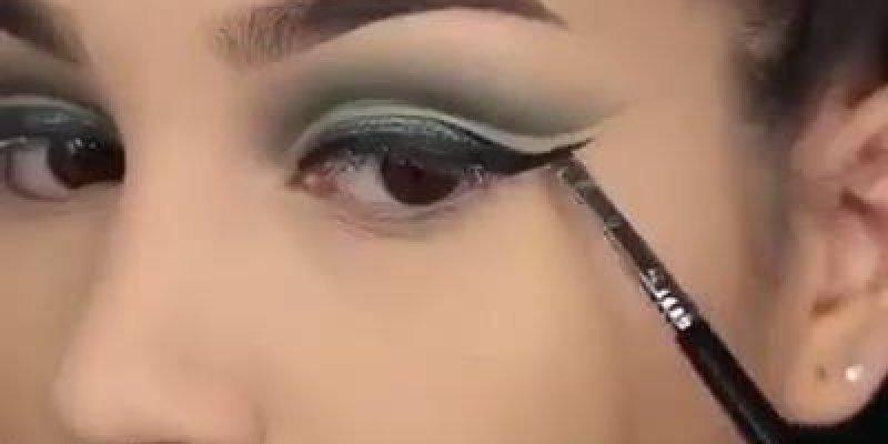 Suficiente com olhos na cor verde jade simplesmente perfeita!!! KS96