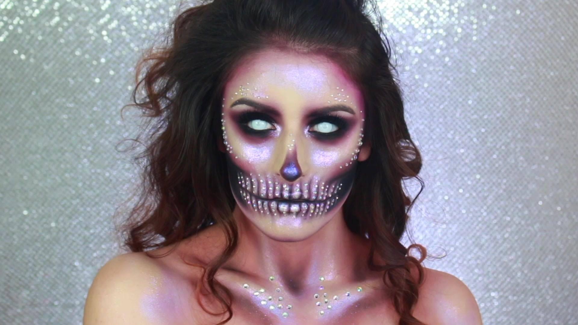 Tag Como Fazer Uma Maquiagem Para O Dia Das Bruxas