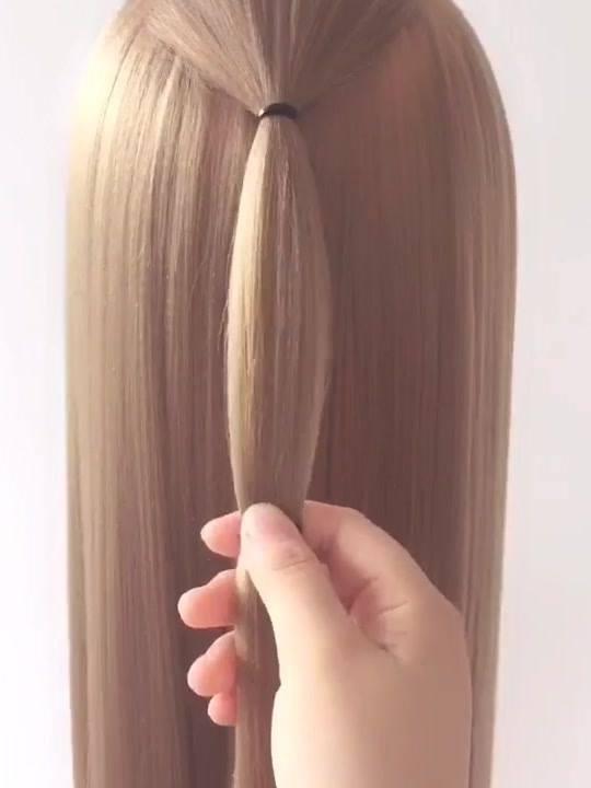 Penteados Para Cabelos Longos é Um Mais Lindo Que O Outro