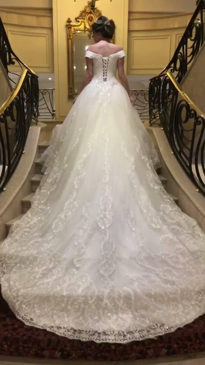 Vestido De Noiva Mais Lindo Que Você Já Viu Compartilhe No