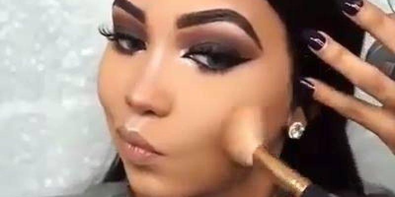 Vídeo com inspiração de maquiagem para você arrasar na balada!!!