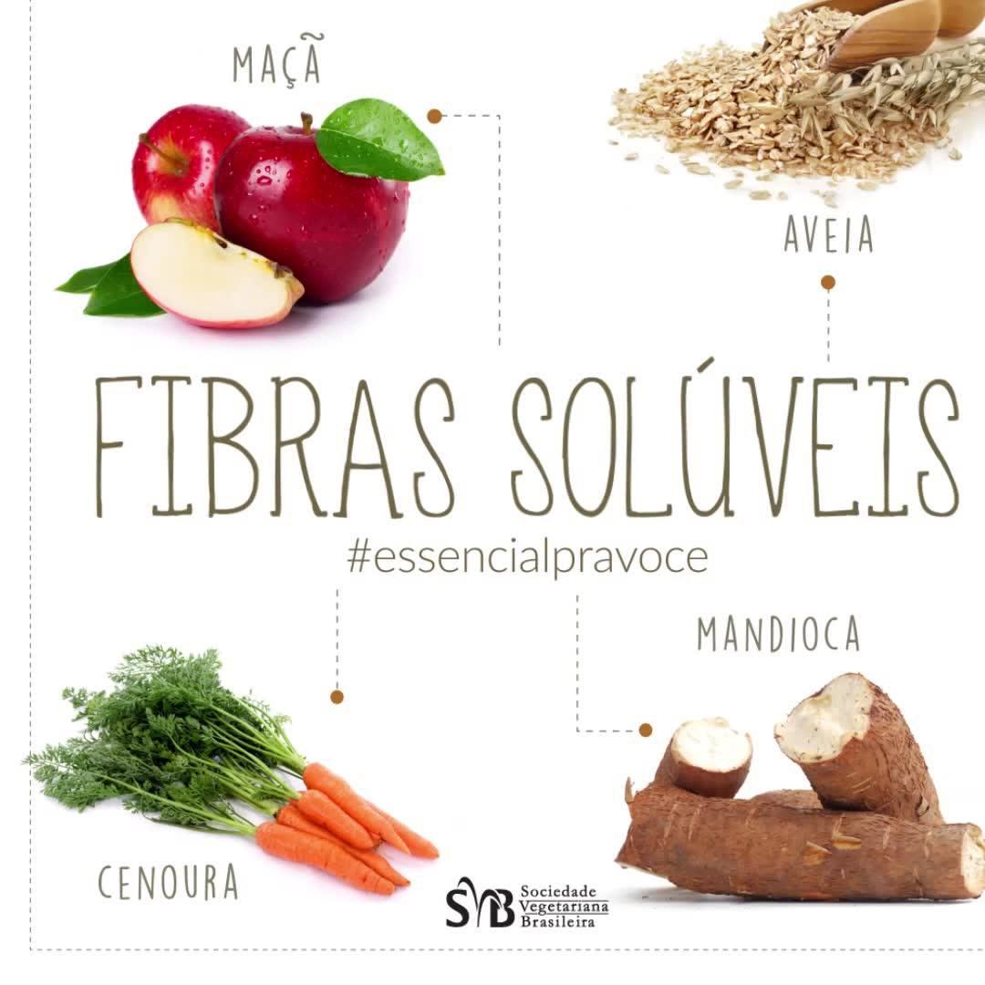 4 alimentos que cont m fibras sol veis que fazem muito bem a sa de - Alimentos que tienen fibra ...