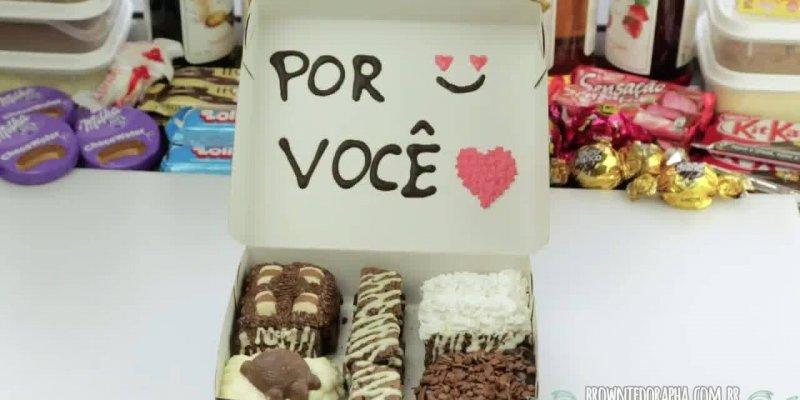 Dia dos namorados - Uma caixa de gostosura que seu amor vai amar!