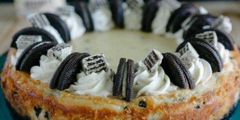 Receita de Cheesecake de biscoitos Oreo, para encantar qualquer um que comer!
