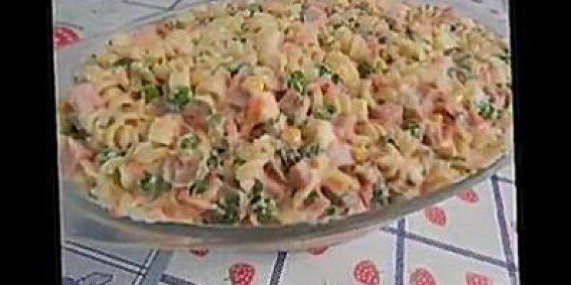 Salada de macarrão, você sabe como preparar essa delicia?