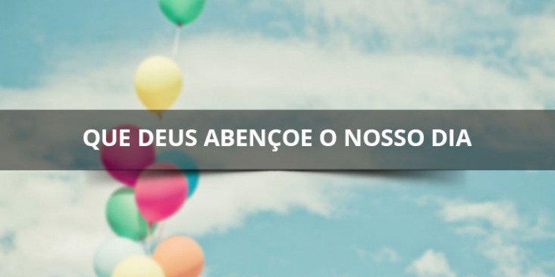Vídeo evangélico de bom dia para Whatsapp, com música Esperança!